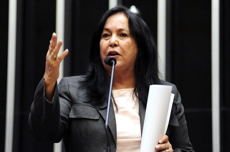 Podemos desautoriza Rose de Freitas a apoiar reeleição de Alcolumbre