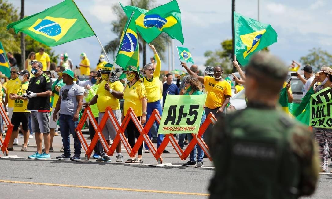 PF apura financiamento do governo a sites com postura antidemocrática