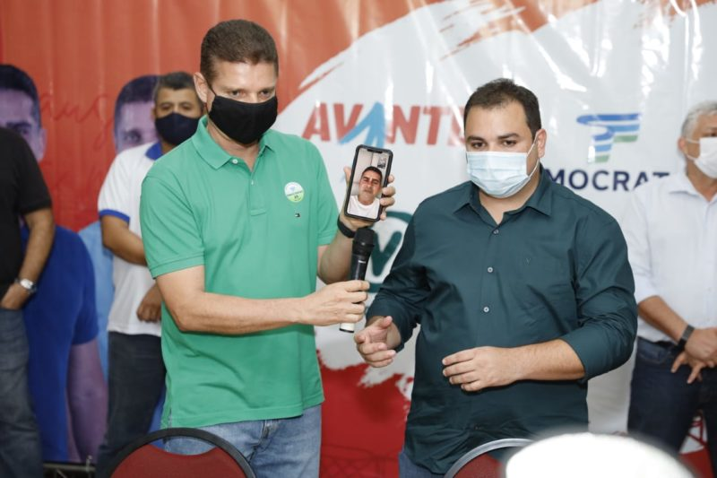 Partido Verde fecha aliança com a chapa de David Almeida e Marcos Rotta