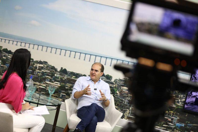 Nicolau apresenta Programa 'Faz Manaus' para geração de emprego e renda