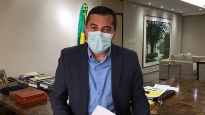 Wilson vê esforço contracoronavírus edescarta 'lockdown' no Amazonas