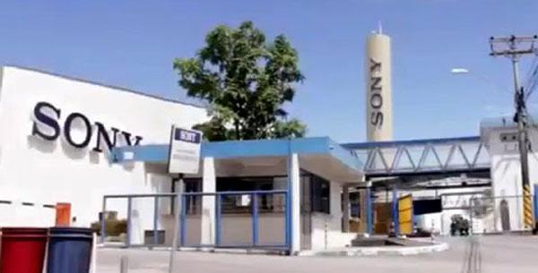 Sony fecha fábrica em Manaus após 48 anos