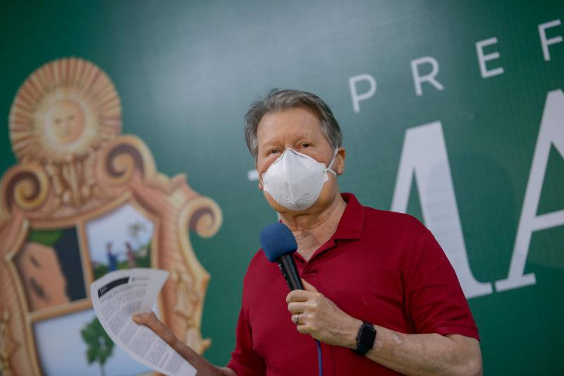 Manaus estica por mais 30 dias restrições contra coronavírus