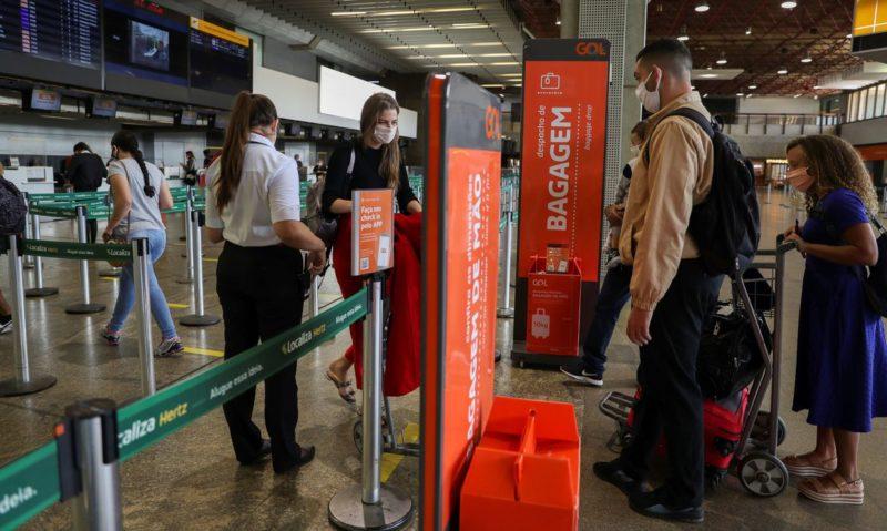 Ministério da Infraestrutura quer implantar reconhecimento facial em aeroportos