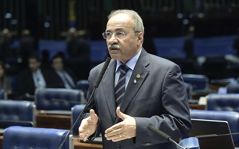 PF aponta suposto uso da influência do governo de RR por senador