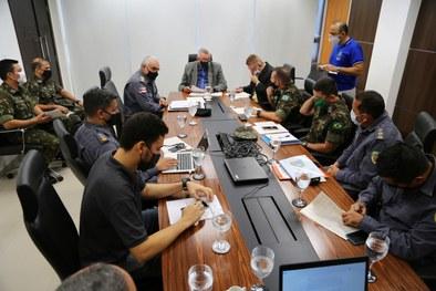 TSE libera uso das Forças Armadas em 31 municípios do AM nas eleições