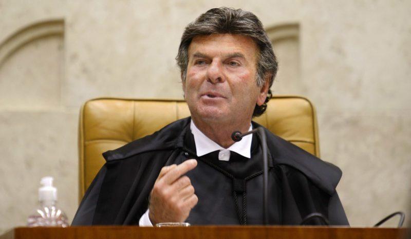 Fux fica desapontado com indicação de Kássio Nunes para STF