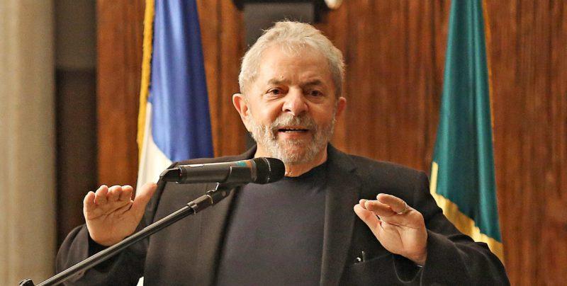 Lula fala em ampliar alianças para além da esquerda