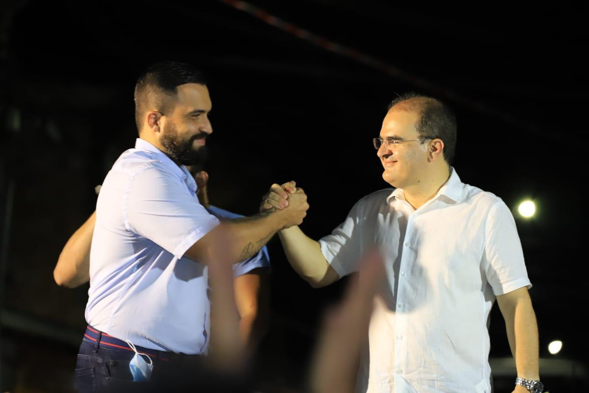 Nicolau anuncia concurso e melhoria dos serviços no aniversário de Manaus