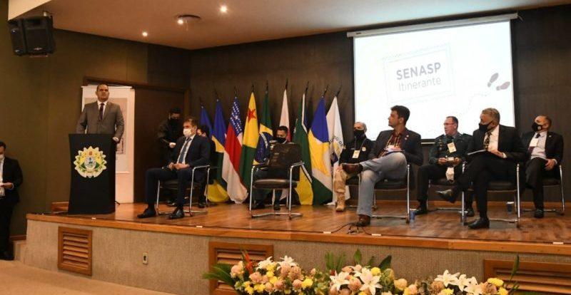 Ministério da Justiça lança programa de segurança na região Norte