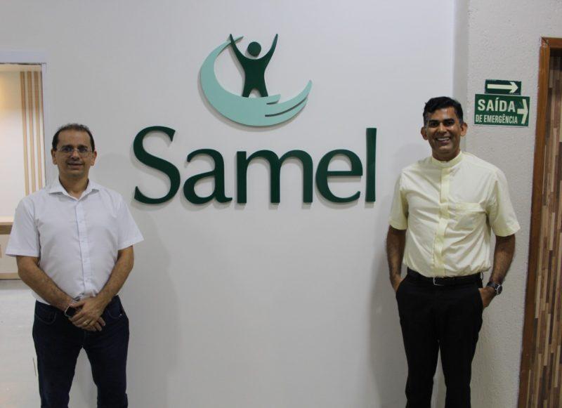 Planos de Saúde Samel inauguram novo Centro Médico no Shopping São José