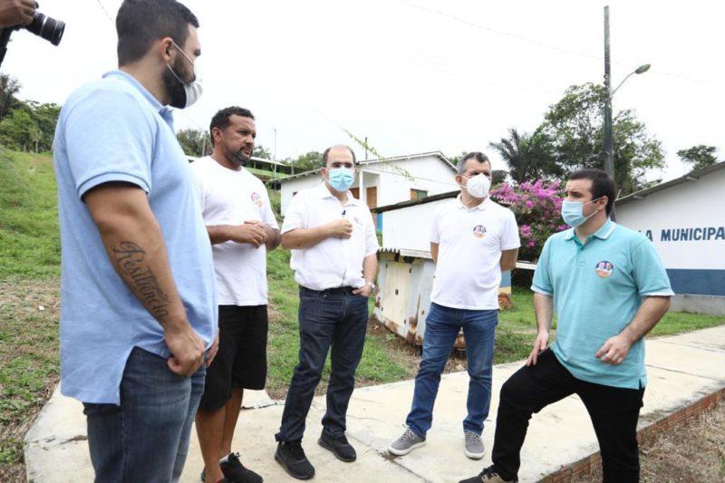 Nicolau anuncia internet e telemedicina para zona rural de Manaus