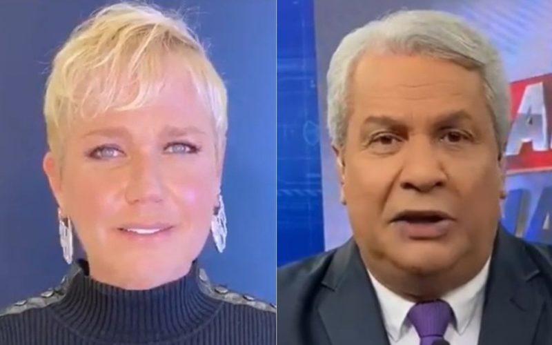 Xuxa tem pedido na Justiça negado e Sikêra Jr. continua no ar