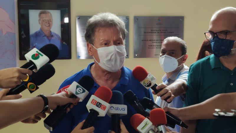 'Ser prefeito de Manaus é o mais gratificante da vida política', diz Arthur
