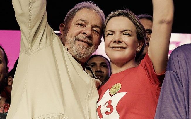 Gleisi diz que Lula virar réu pela quarta vez é perseguição da Lava Jato