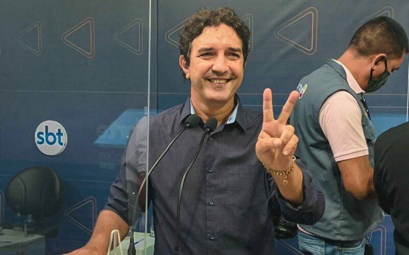 Mário Abrahim é o novo prefeito de Itacoatiara