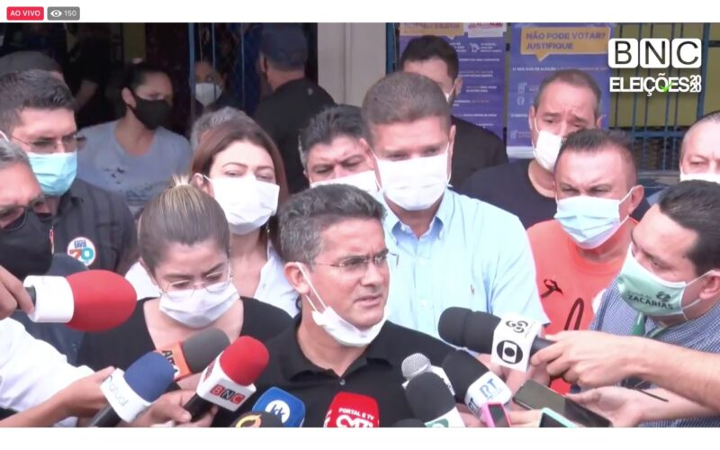 David Almeida denuncia ameaças a familiares no Morro