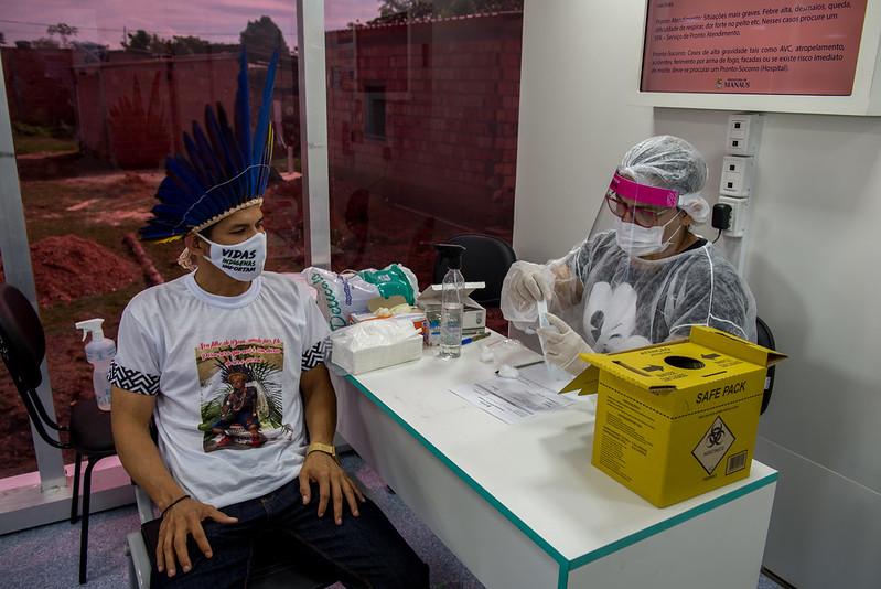 Prefeitura de Manaus reforça combateao coronavírus com 210 servidores