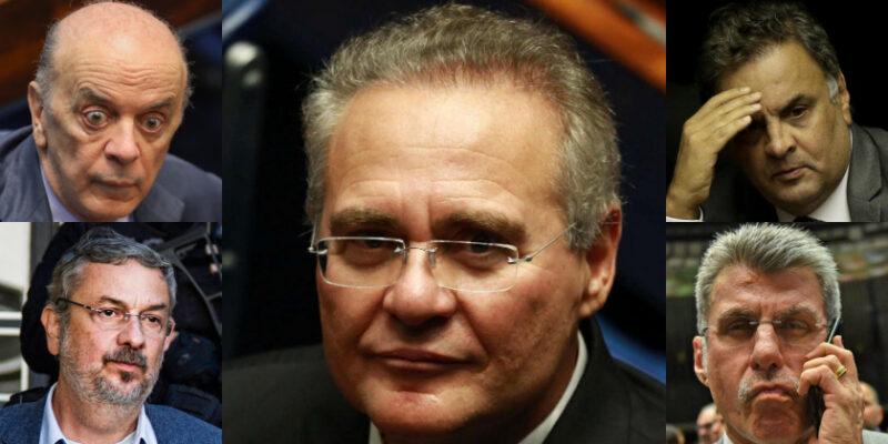 Delação de empresário à PGR entrega propina a senadores de PT, MDB e PSDB