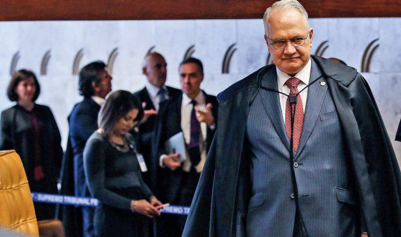 Fachin manda ao plenário do STF recurso de Lula para anular condenação