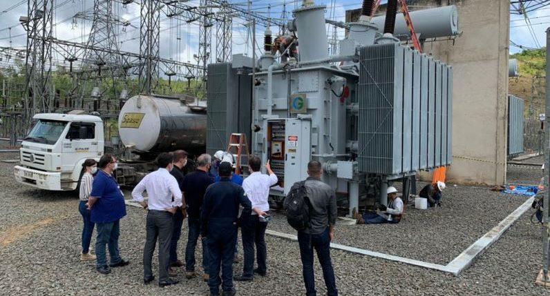 Ministro dá prazo de dez dias para normalização da energia no Amapá