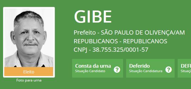 Justiça cassa registro de candidato a prefeito eleito de S. Paulo de Olivença