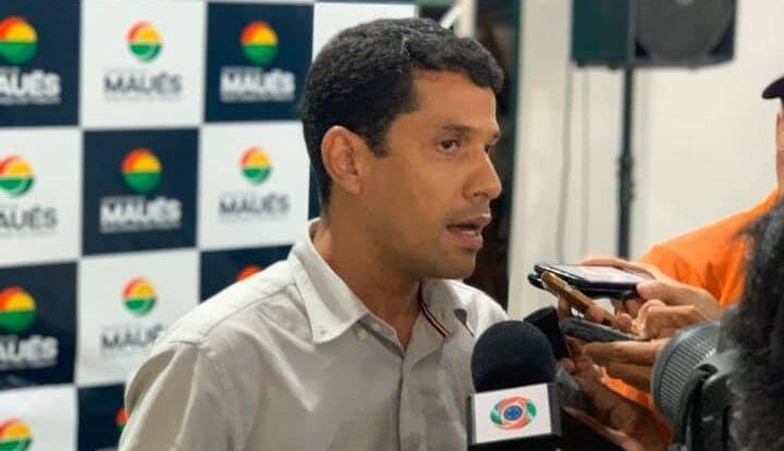 Maués reelege o prefeito Júnior Leite com 56,99% dos votos válidos