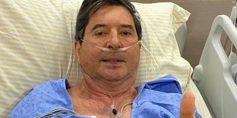 Maguito Vilela, internado e intubado,vence semsaber em Goiânia