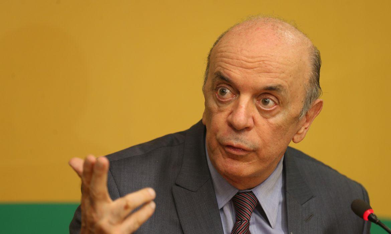 José Serra virá réu em processo de corrupção no último dia de prazo legal