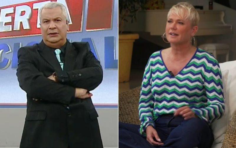 Xuxa pede na Justiça cassação do título de jornalista de Sikêra Jr.