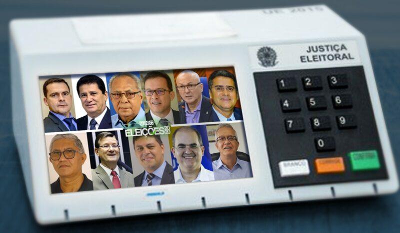 Veja agenda e local de votação dos candidatos a prefeito de Manaus