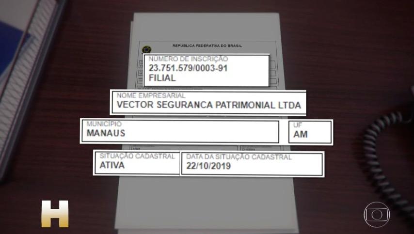 Empresa dos vigias que mataramhomem no RS tem filial em Manaus