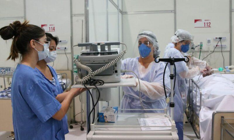 Amazonas registra mil novos casos e 41 mortes por coronavírus