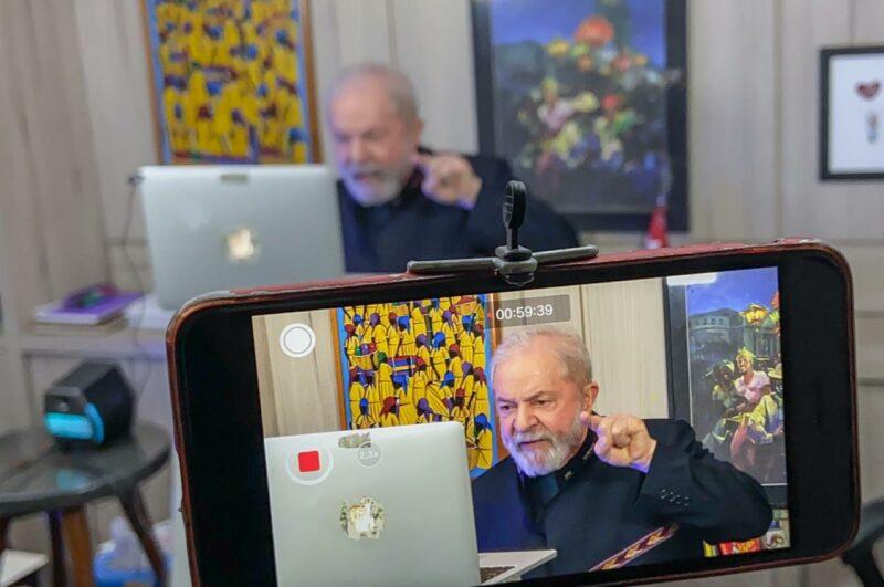 Ministro determina que STJ analise pedido de Lula que para o caso triplex