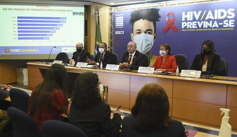 Amazonas é o segundo do país com maior taxa de incidência de aids