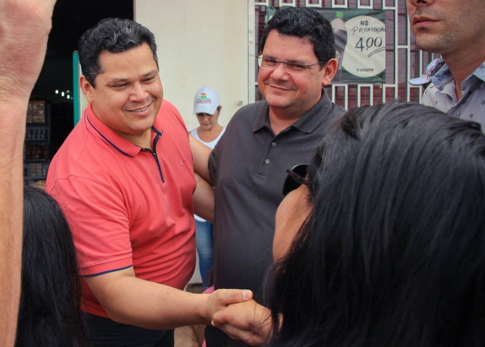 Após derrota do irmão, Alcolumbre diz que segue em apoio ao Amapá