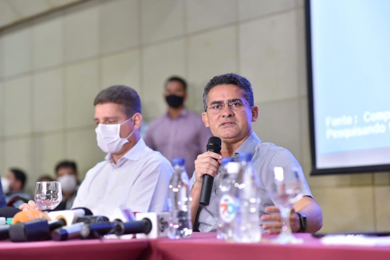 Prefeito de Manaus sugere a governador do Amazonas Lei de Talião contra o Pará