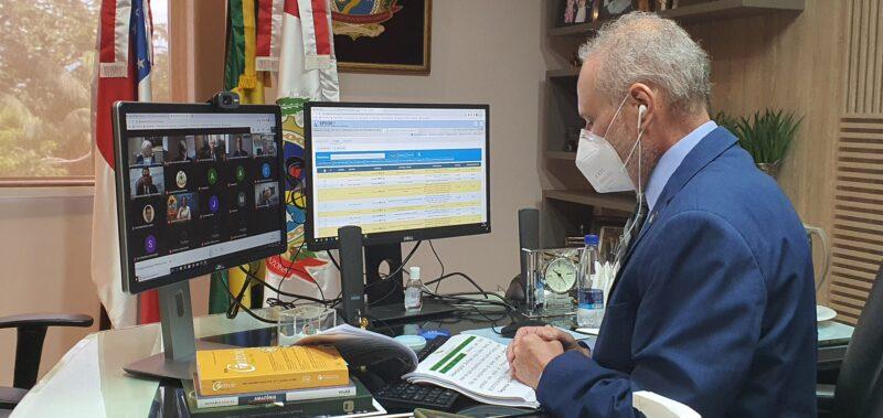 Ex-prefeito de Coari, Magalhães leva multa milionária do TCE-AM