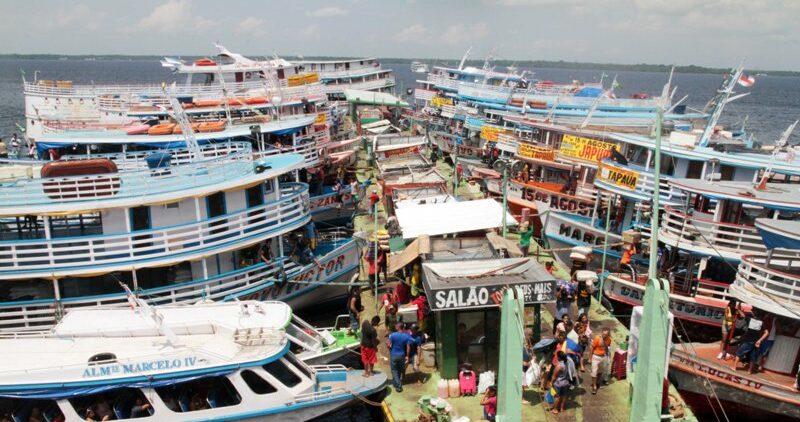 Transporte intermunicipal está liberado com restrição no Amazonas