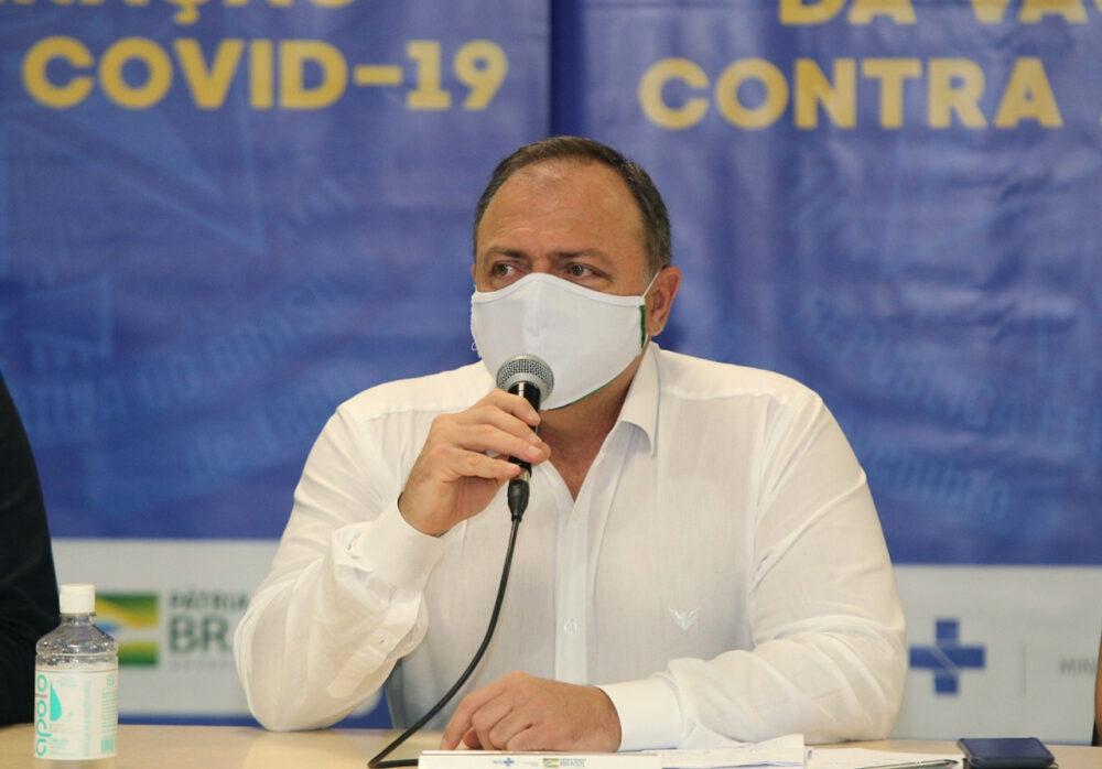 Lewandowski autoriza investigação contra Pazuello pela crise na saúde do AM