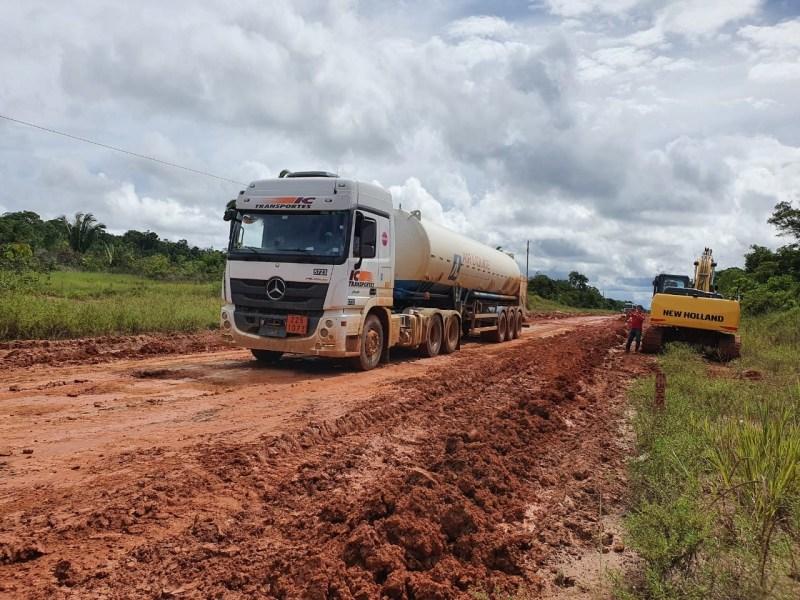 Governo faz estudo incompleto e BR-319 segue sem licença ambiental
