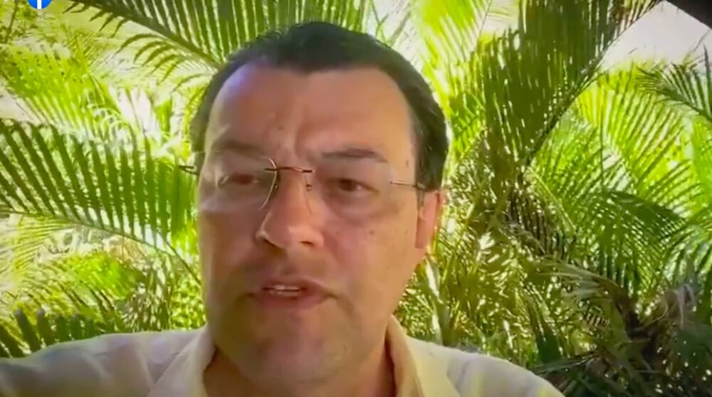 Senador Eduardo Braga pede a Bolsonaro intervenção no Amazonas