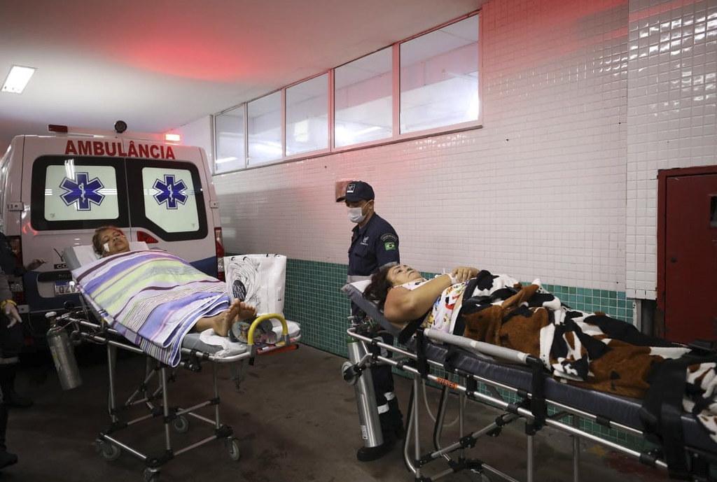 Amazonas registra recorde de casos e 148 mortes por covid-19 em 24 horas