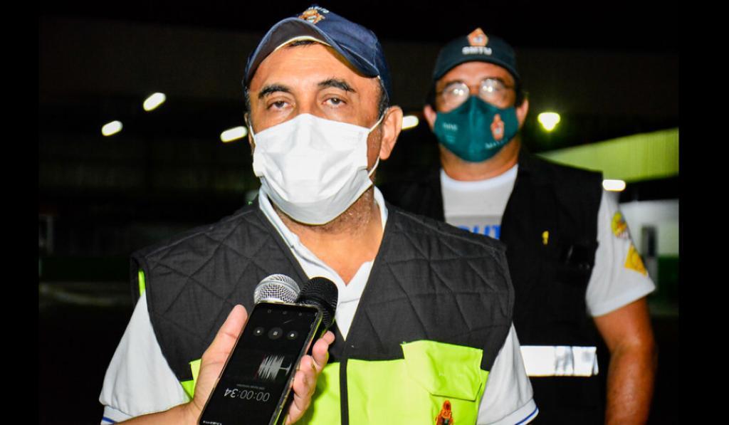 Presidente do IMMU é internado com 70% dos pulmões infectados