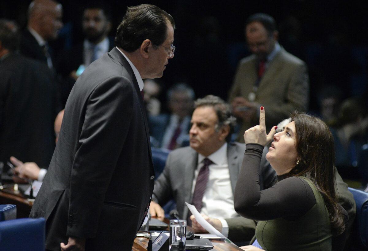 MDB atropela Braga e opta por Simone Tebet pela presidência do Senado