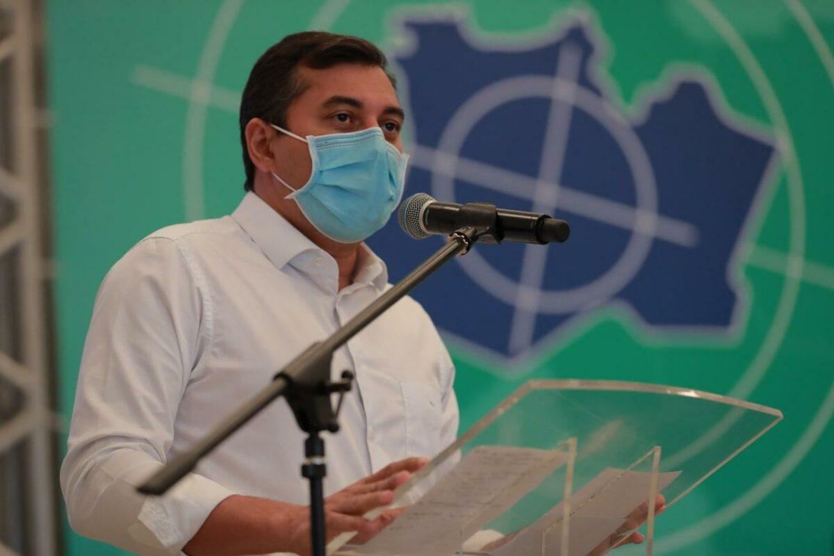 Wilson apela à ALE-AM para usar recursos do FTI contra coronavírus no interior
