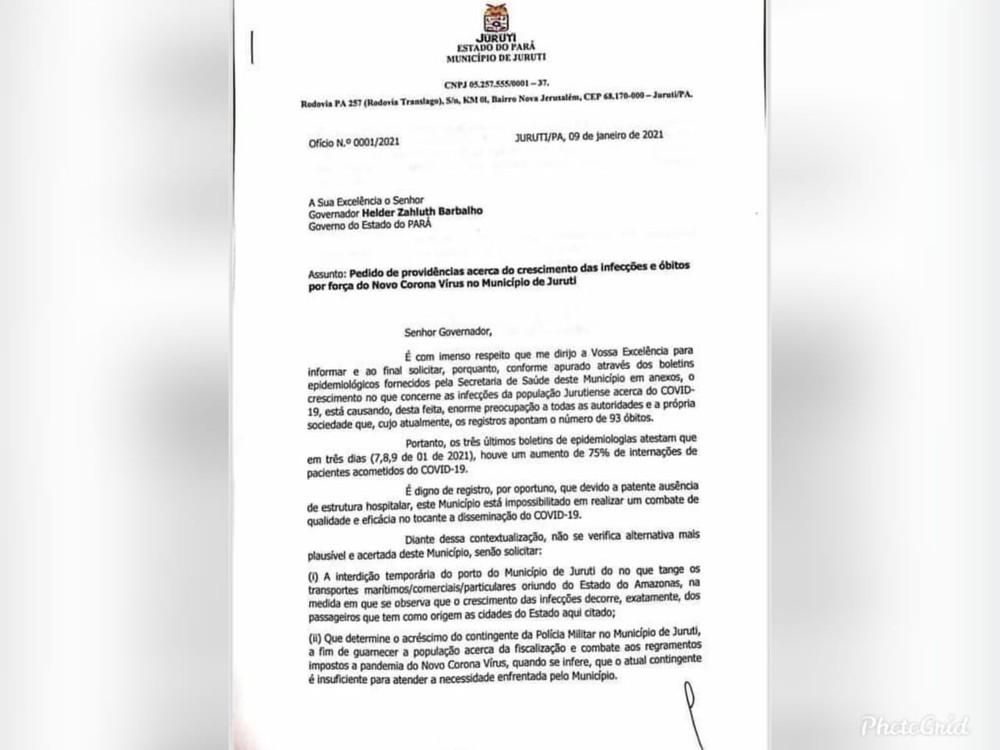 Divisa do Amazonas com o Pará pode ser fechada