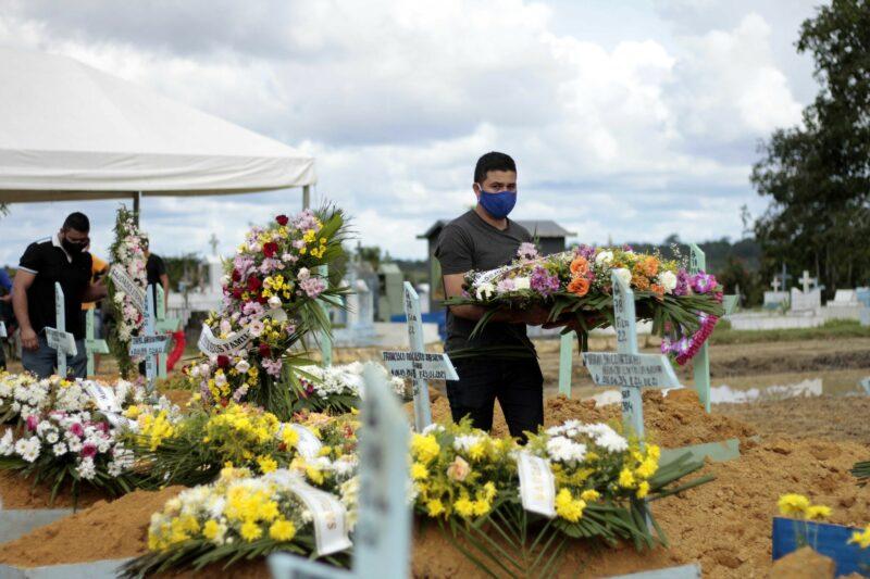 Decreto flexibiliza visita em cemitérios de Manaus no Dia das Mães