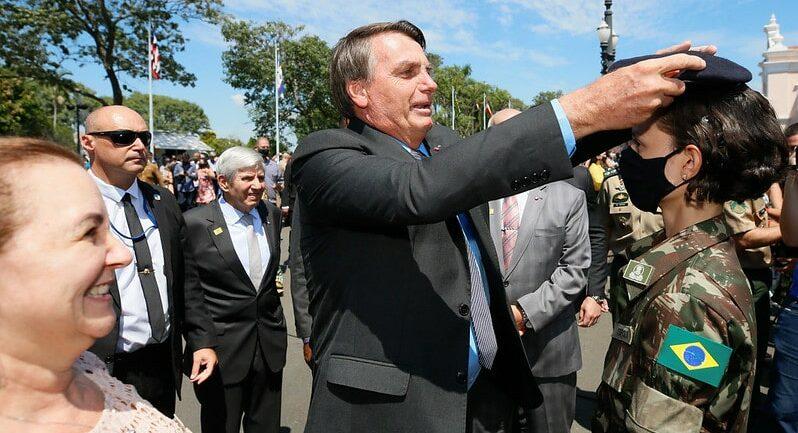 Bolsonaro cita possibilidade de novas trocas de cargos no governo