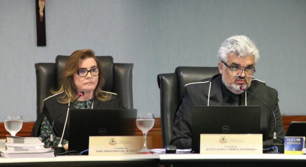 TCE-AM define relatores de contas de Wilson Lima e David Almeida